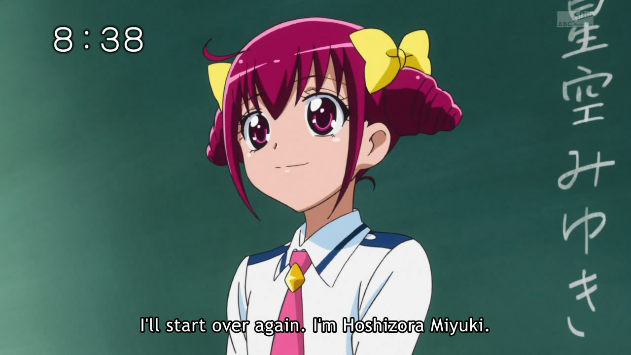 Fansub Review: [Doremi] Smile Precure (Episode 01) – Crymore net