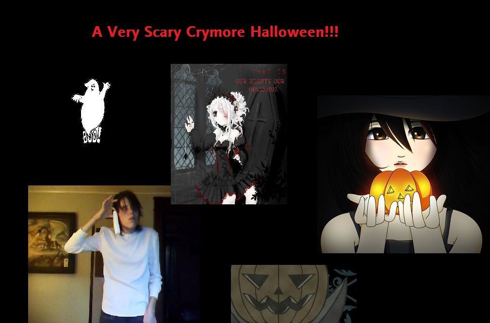 A Very Scary Crymore Halloween