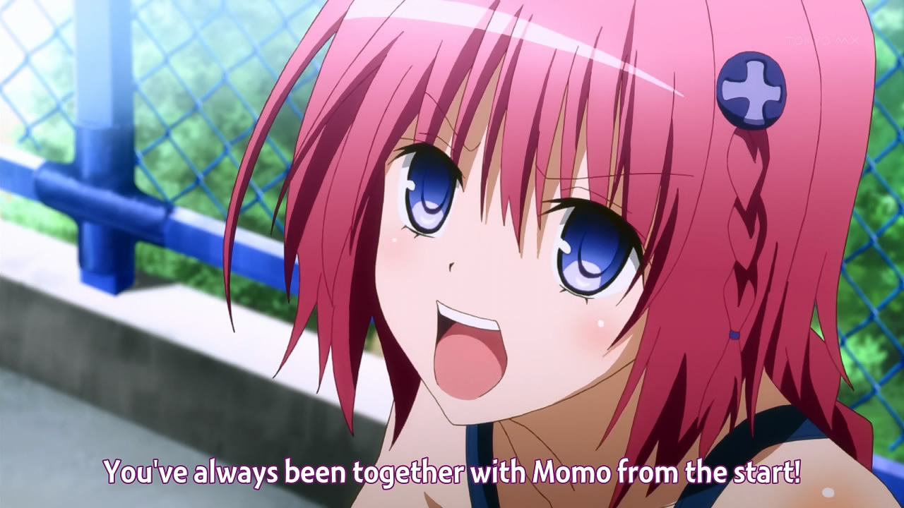 Fansub Review: [Commie] To Love-ru Darkness (Episode 05)