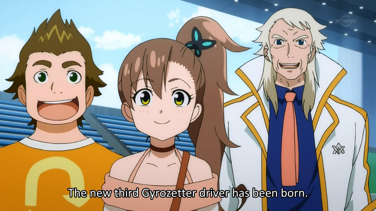 Fansub Review: [H-S] Chousoku Henkei Gyrozetter (Episode 04)