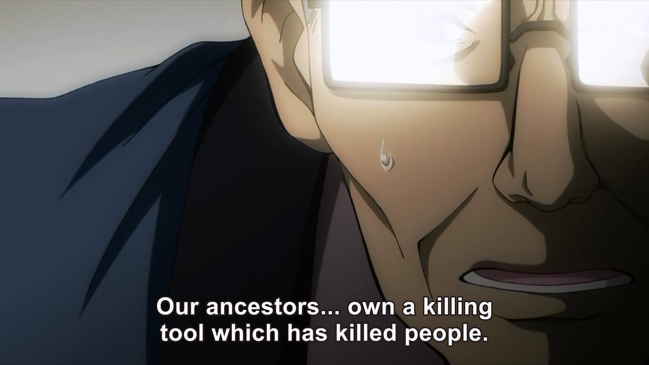 Translation Party: [Anime-Koi vs. Asenshi vs. Mezashite] Dansai Bunri no Crime Edge (Episode 01)