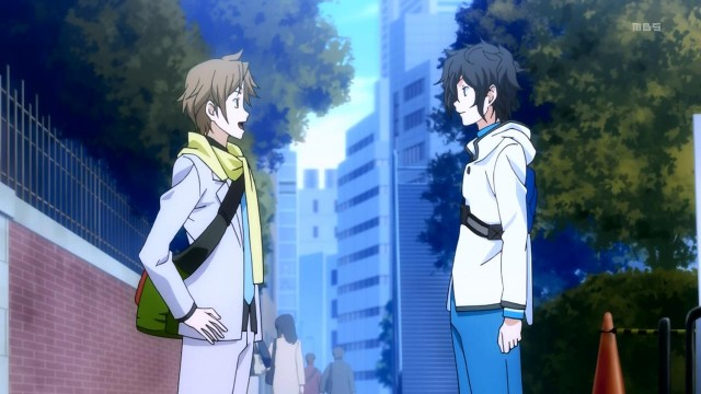 Devil Survivor 2 The Animation E01