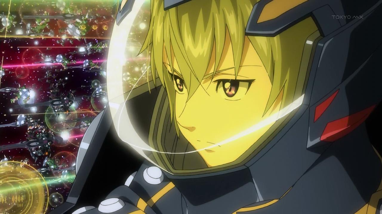 Translation Party: [Commie vs. Hadena vs. HorribleSubs vs. UTW-Vivid] Suisei no Gargantia (Episode 01)