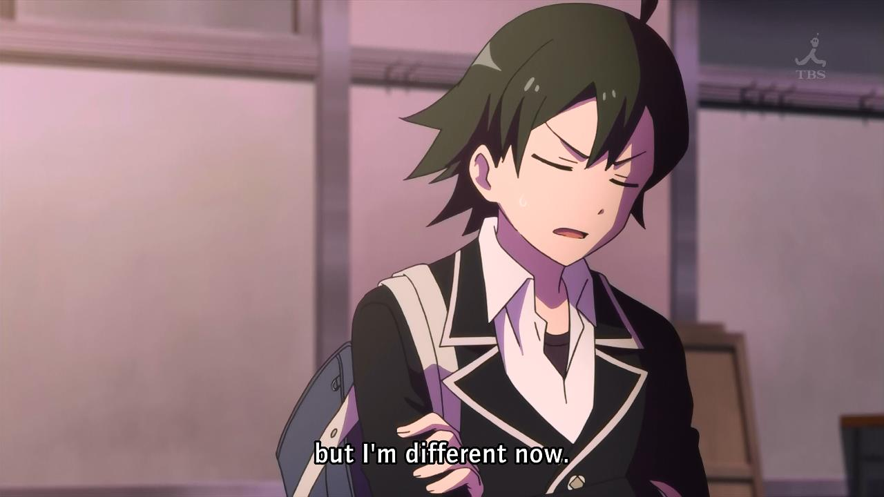 Fansub Review: [WhyNot] Yahari Ore no Seishun Love Come wa Machigatteiru (Episode 02)