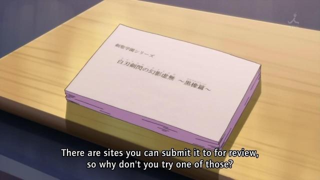 [WhyNot] Yahari Ore no Seishun Love Come wa Machigatteiru - 02 [114B5CE5].mkv_snapshot_16.04_[2013.04.12_14.37.26]