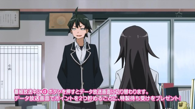 Yahari Ore no Seishun Love Come wa Machigatteiru 05
