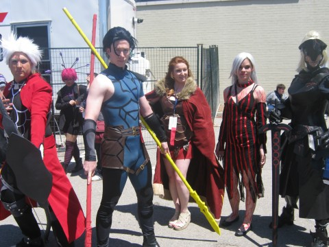 Fate-Zero_-_Group_[Anime_North_2013_Cosplay]