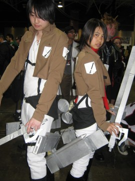 Shingeki_no_Kyojin_-_Group_[Anime_North_2013_Cosplay]