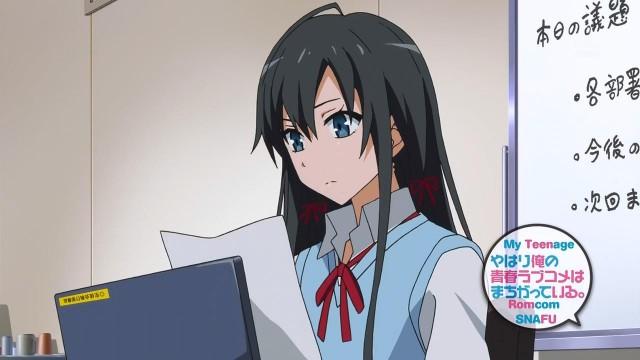 [Commie] Yahari Ore no Seishun Love Comedy wa Machigatteiru - My Teenage RomCom SNAFU - 10 [48865042].mkv_snapshot_12.06_[2013.06.26_14.19.59]