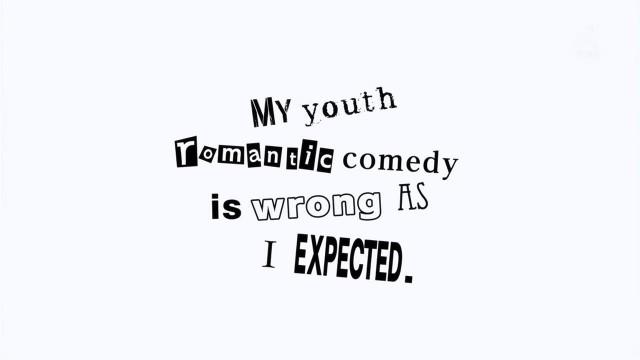 [Commie] Yahari Ore no Seishun Love Comedy wa Machigatteiru - My Teenage RomCom SNAFU - 10 [48865042].mkv_snapshot_22.16_[2013.06.26_14.30.31]