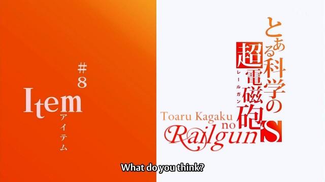[Doki] Toaru Kagaku no Railgun S - 08 (1280x720 Hi10P AAC) [5D9C83E1].mkv_snapshot_12.03_[2013.06.21_23.35.20]