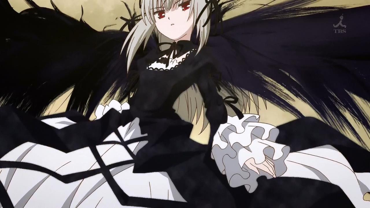 Translation Party: [Aidoru vs. Asenshi vs. EveTaku vs. HorribleSubs vs. uyA] Rozen Maiden (2013) (Episode 01)