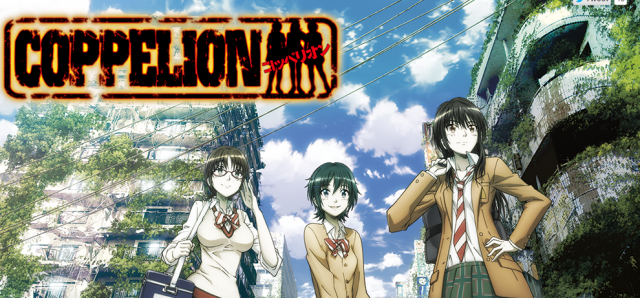 Coppelion_Anime