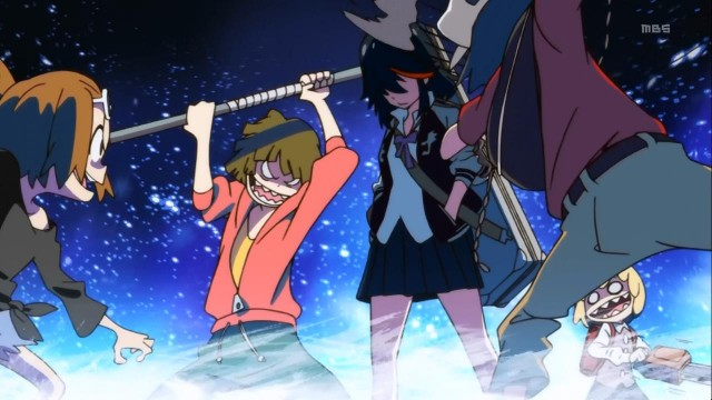 [Commie] Kill la Kill - 01 [07B80133].mkv_snapshot_05.17_[2013.10.04_18.37.04]