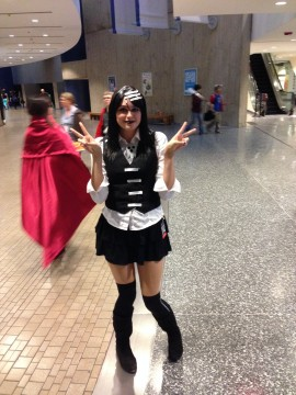 Death the Kid (crossplay) - Soul Eater