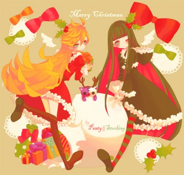 Panty_&_Stocking_Christmas