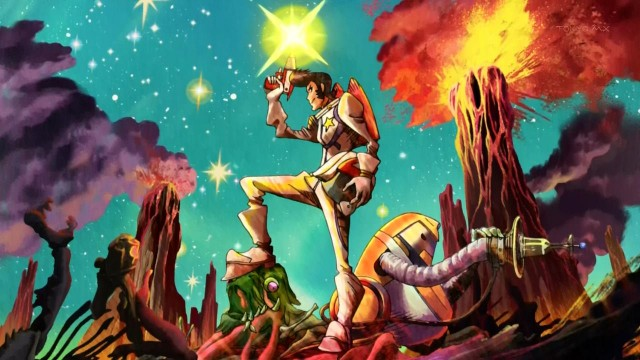 Space Dandy Essential 01