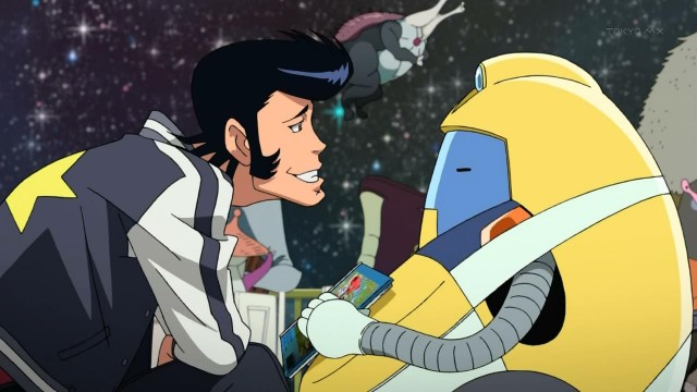 Space Dandy Essential 06