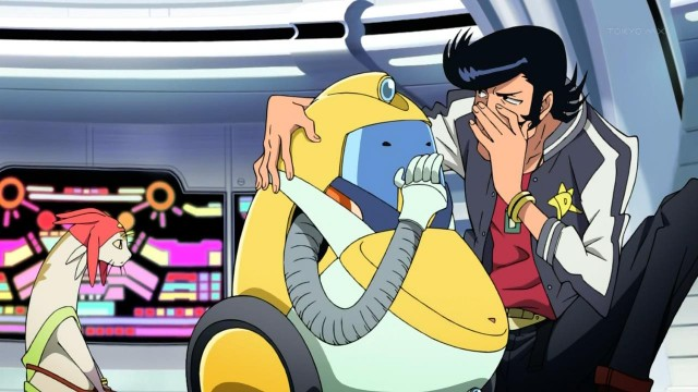 Space Dandy Essential 07