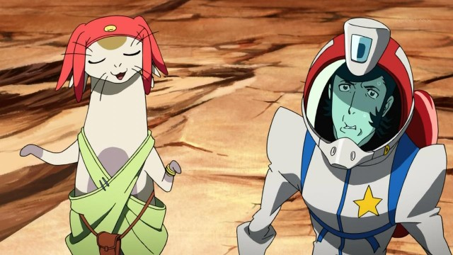 Space Dandy Essential 08