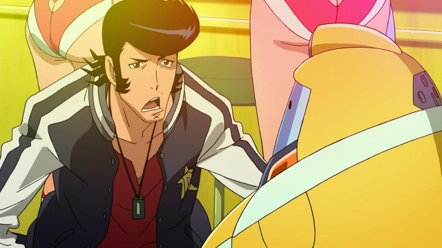Space Dandy Extended 03
