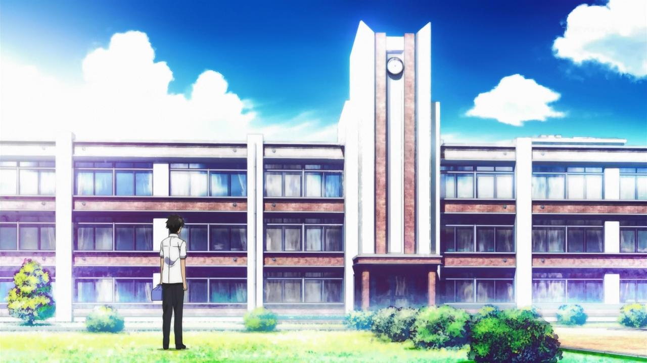 Minecraft School Building