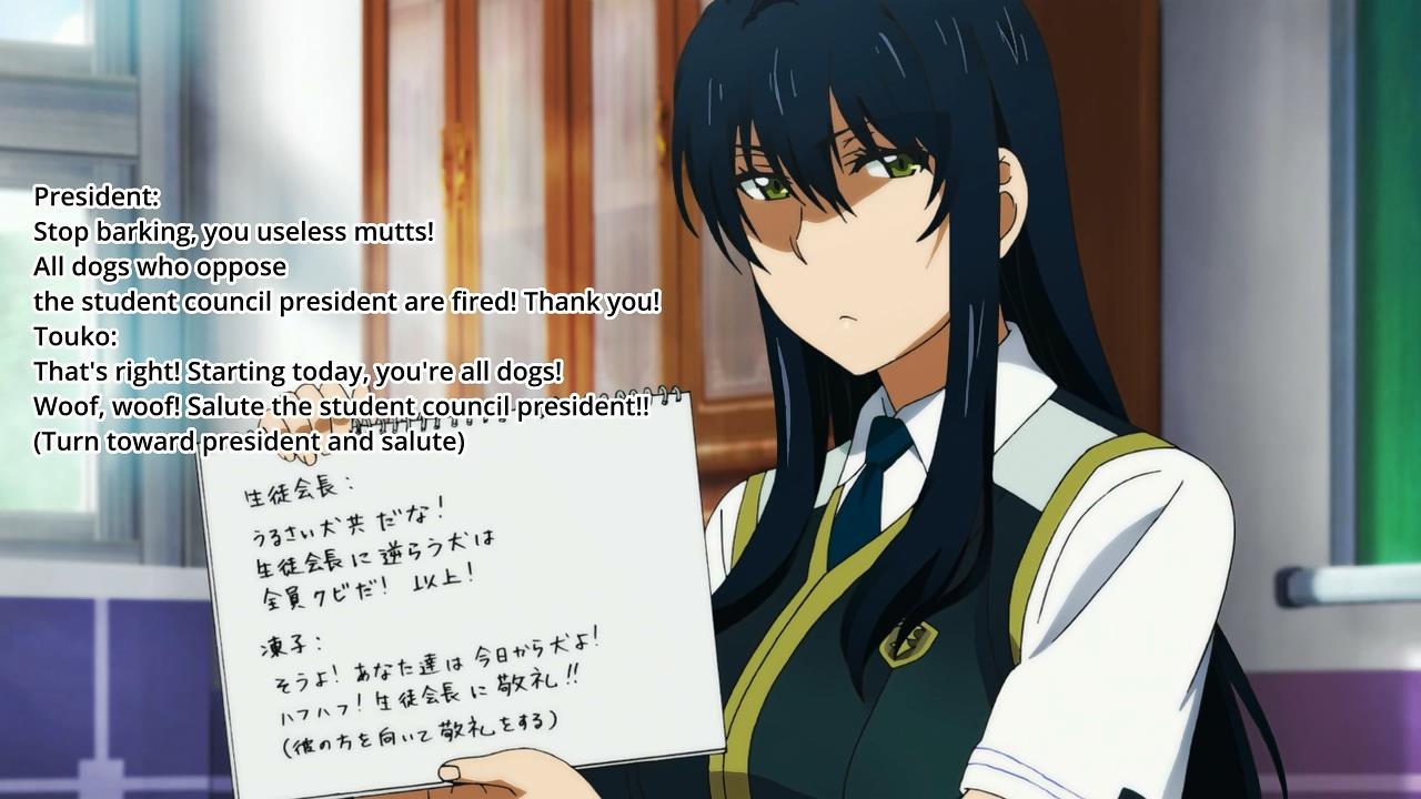 Fanrip Review: [HorribleSubs] Witch Craft Works (Episode 06)