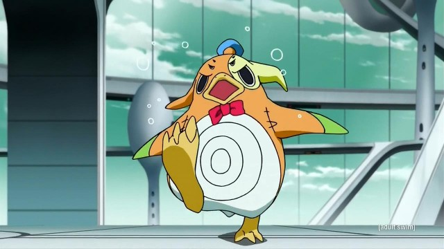 Space Dandy Silly Duck