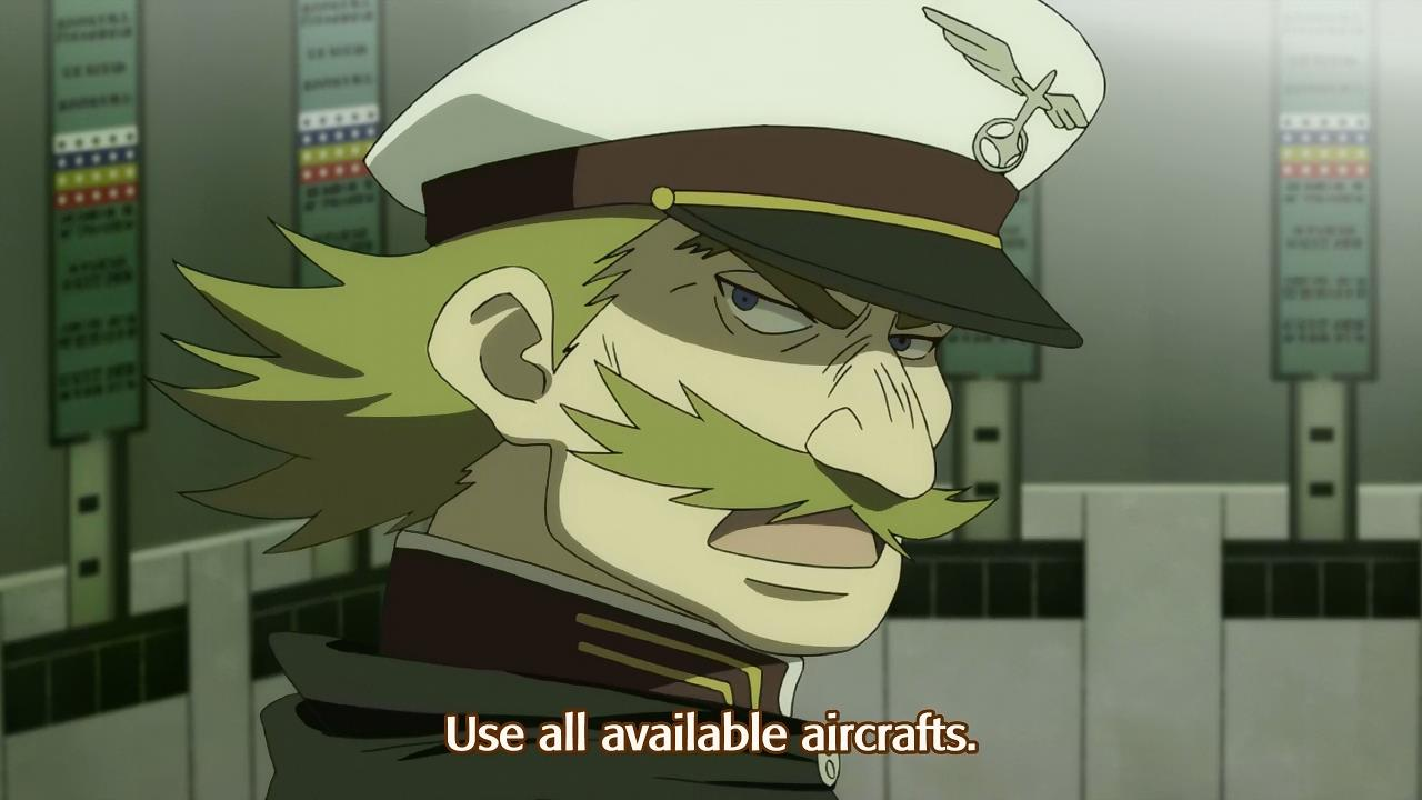 Fakesub Review: [Commie] Toaru Hikuushi e no Koiuta – The Pilot's Love Song (Episode 07)