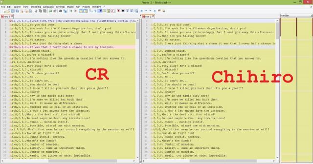 Chaika 02 - CR vs Chihiro 02