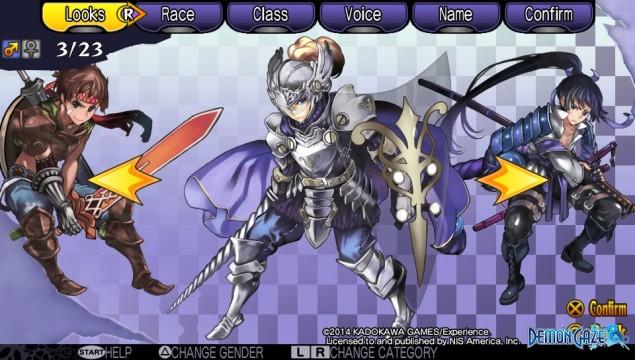 Demon Gaze Males 03