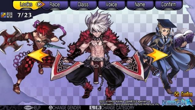 Demon Gaze Males 07