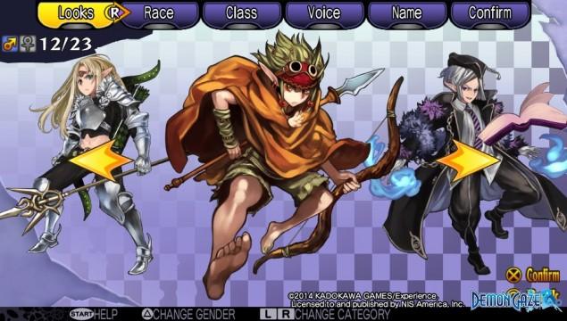 Demon Gaze Males 12