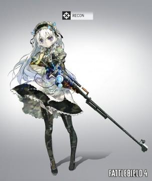Fattlebield 4 the Anime