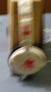 S4 - Left Side Evangelion Headphones