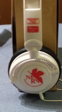 S4 - Right Side Evangelion Headphones