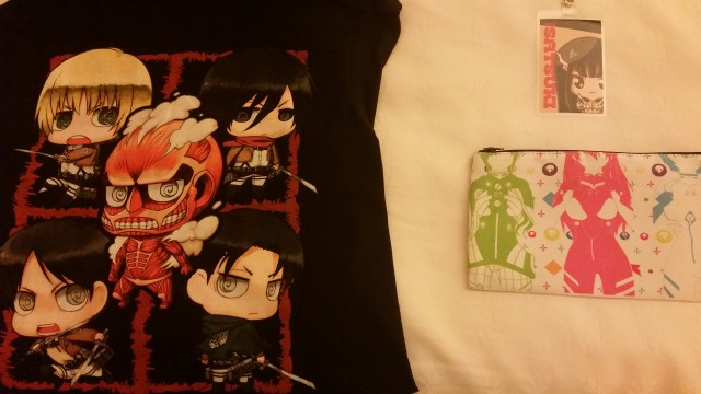 AnimeFest_2014_Swag_Part_2