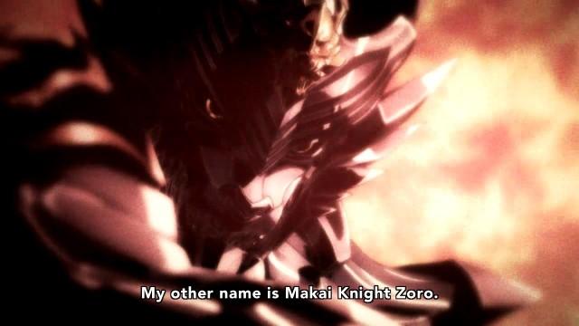 Makai Knight Zoro