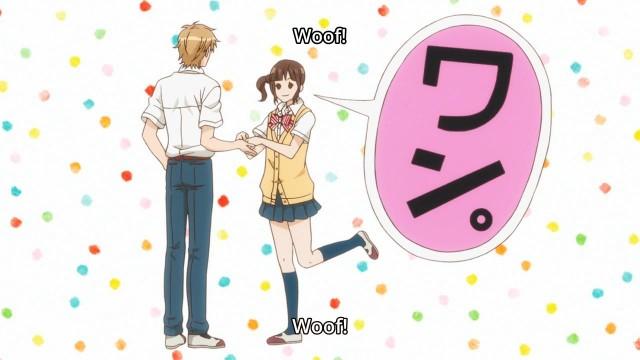 Ookami Shoujo to Kuro Ouji - Wan
