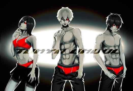 Tokyo Ghoul - ReD
