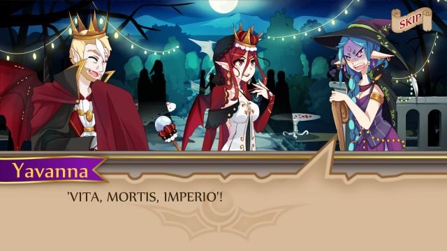 Vita Mortis Imperio