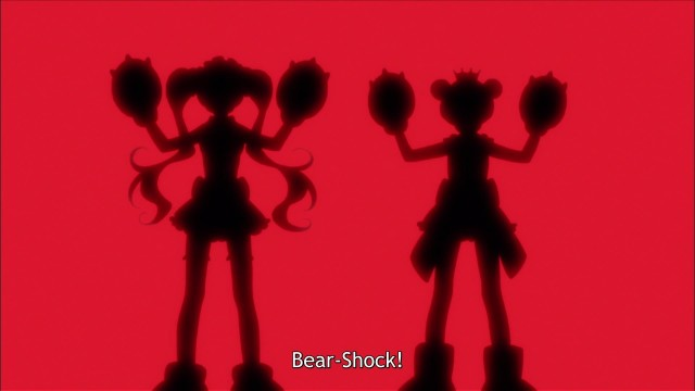 Bear Shock!