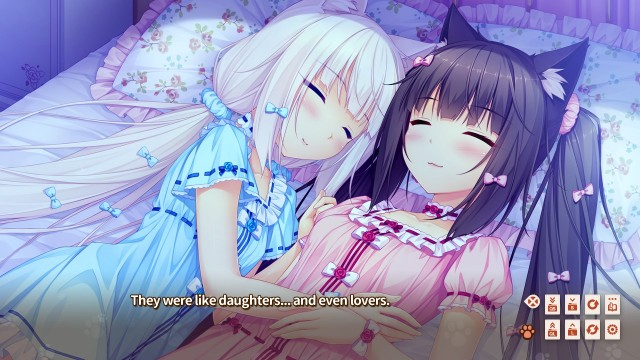 Nekopara - Daughters and even Lovers