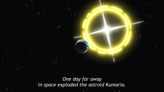 Yurikuma Arashi - Shitsubs - Astroid Kumaria