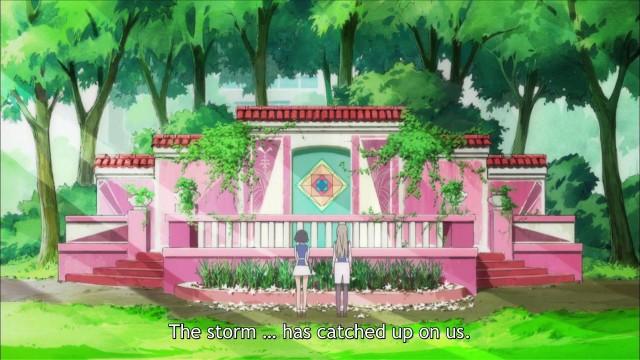 Yurikuma Arashi - Shitsubs - Catched