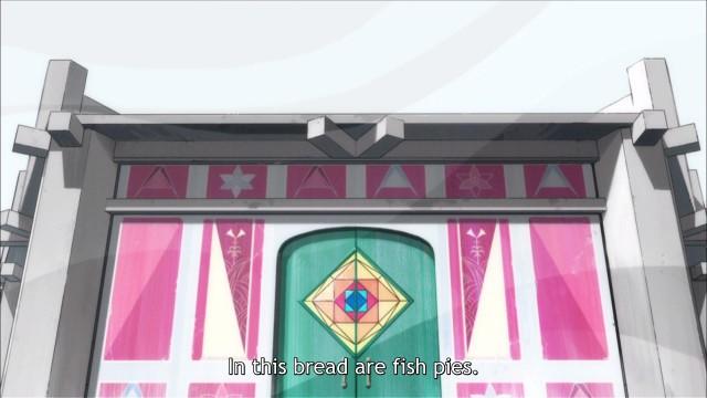 Yurikuma Arashi - Shitsubs - Fish Pies