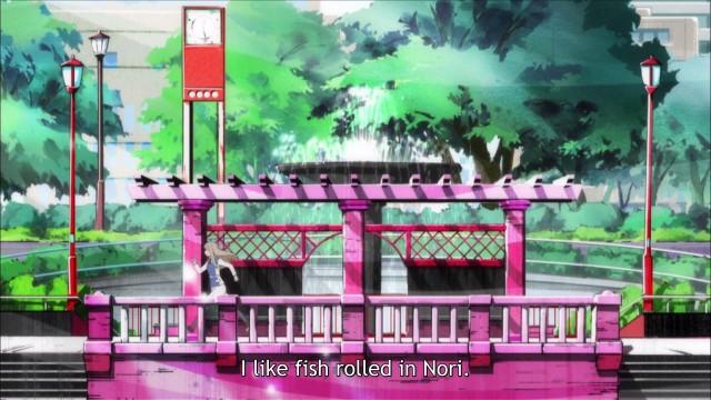 Yurikuma Arashi - Shitsubs - Nori 01