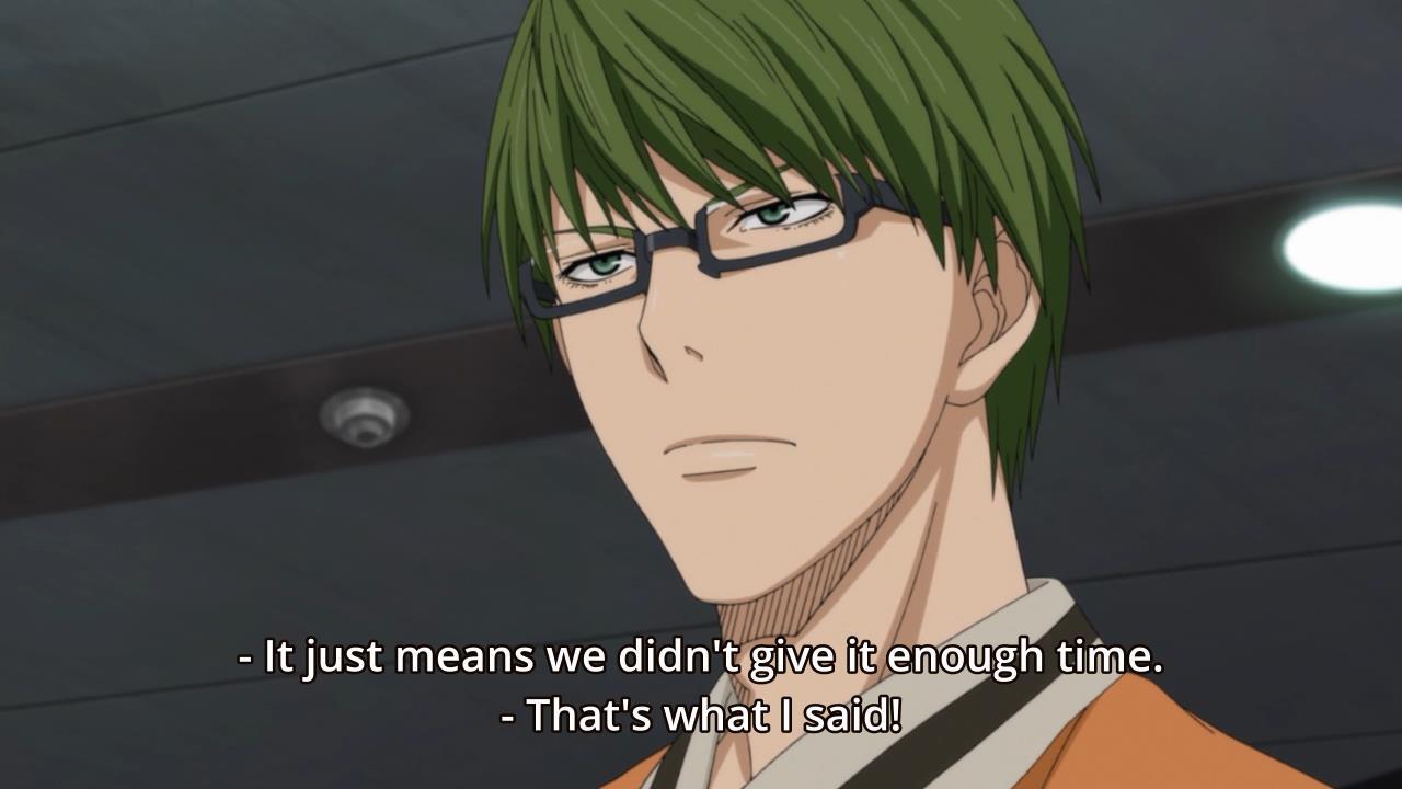 Translation Review: [HorribleSubs] Kuroko's Basketball 3 – 51
