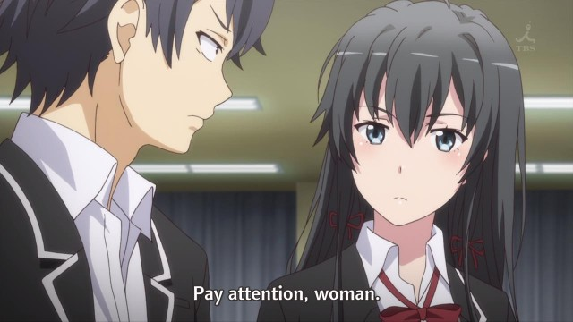 [Commie] Yahari Ore no Seishun Love Comedy wa Machigatteiru. Zoku - My Teenage RomCom SNAFU TOO! - 10 [B39C4280].mkv_snapshot_09.01