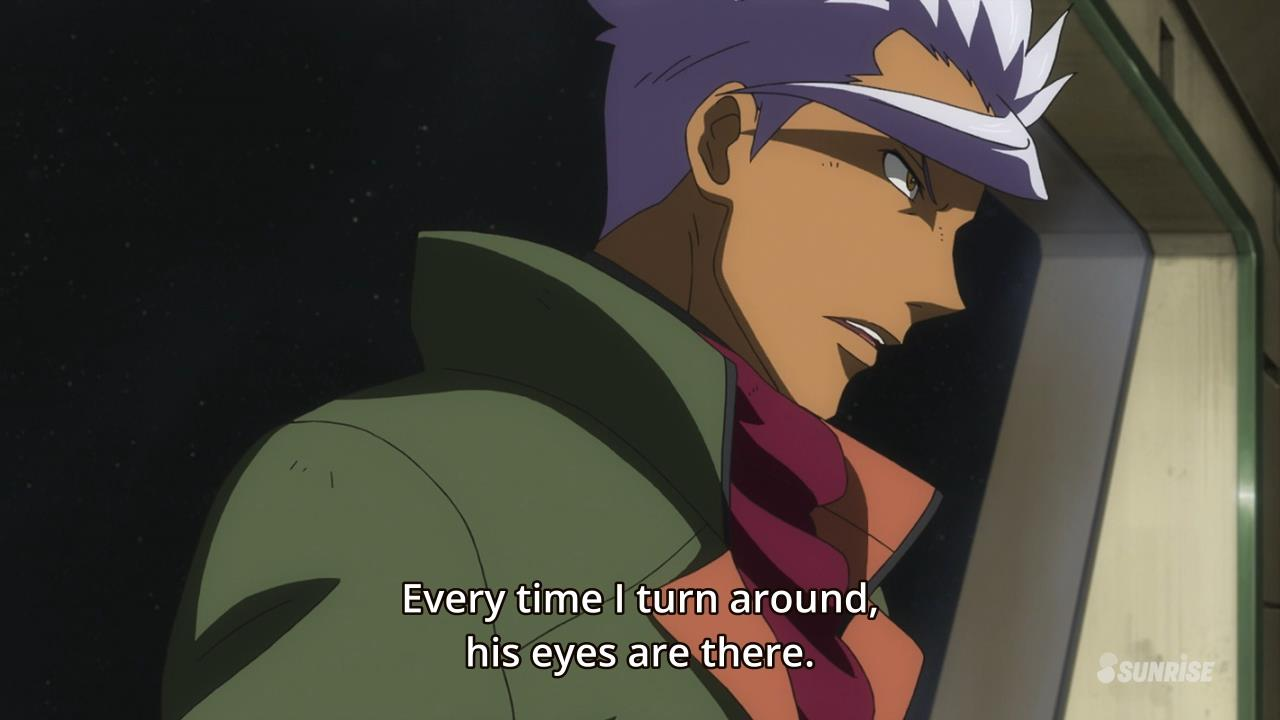 Officialsubs Review: [Daisuki] Mobile Suit Gundam – Iron-Blooded Orphans (Episode 06)